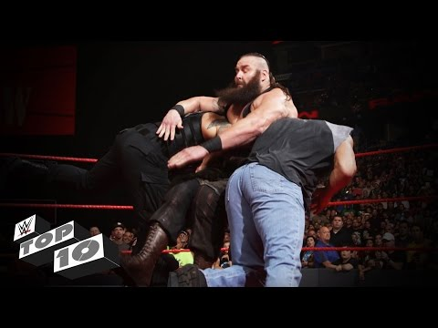 Thumbnail: Mirrored Double Team Maneuvers: WWE Top 10
