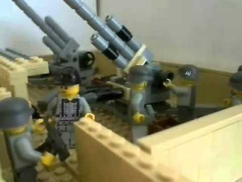 Lego WW2 - Battle of El Alamein