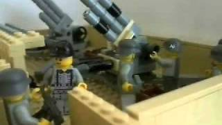 Lego WW2 - Battle of El Alamein