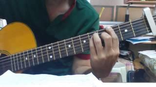 Dường Như Ta Đã - Guitar cover (Trung Tam Am Nhac Phaolo)