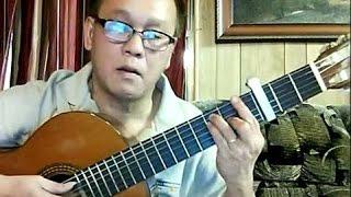 Cơn Mưa Phùn (Đức Huy) - Guitar Cover