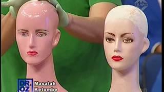 Episode Rambut # Dr Oz cara mengatasi ketombe # Tips menyuburkan rambut