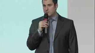 2010 - Présentation des Journées de l'UPSTI par M. Motard