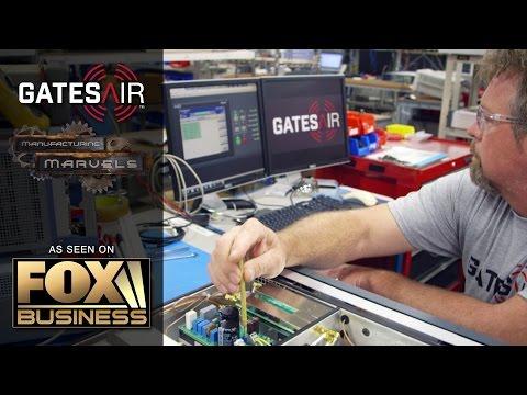 GatesAir | Manufacturing Marvels