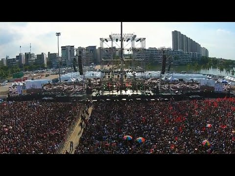 Genie Fest G16 ปีแห่งความร็อก 「DVD Concert Disc I」