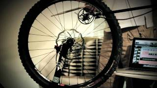 Sepeda Jadi Alat Musik