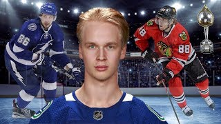 Pettersson for Hart? NHL Hart Trophy Favourites | 2019 NHL Awards