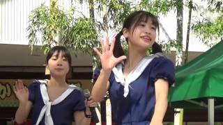 チャチャタウン小倉1Fステージ 1曲目 未来少女A 夏野大空(なつのそら)を...