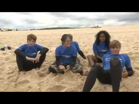Das Surfcamp