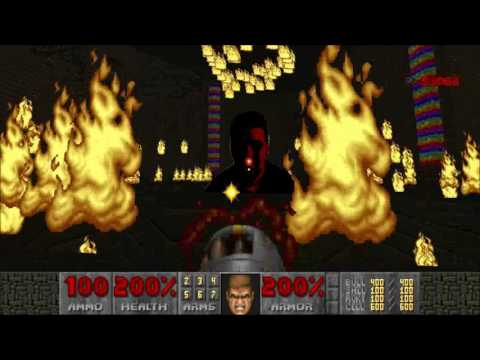 Crappy Doom WADs - B4NM wad (Before the Nightmare) [Part 10] [Final