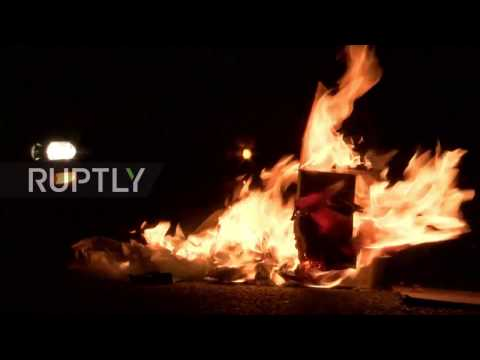 France: Paris rocked by clashes as protesters rally following presidential election