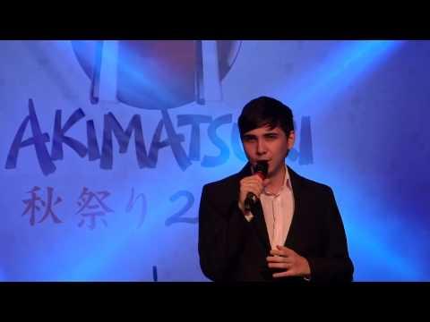 Bruno Maessaka - Blue Sky Blue - 30º Akimatsuri - 18/04/2015 - Parte 1