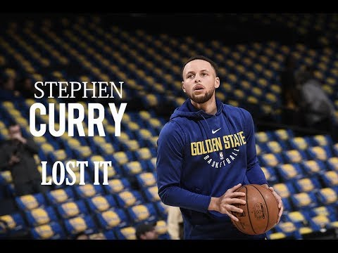 Stephen Curry - Lost It 2018 Mix