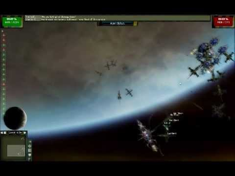 Gratuitous Space Battles, Last Exile Mod, Anatoray Fleet Preview #2