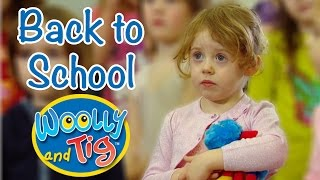 Woolly and Tig - The Dance Class | 60+ minutes | Back to School