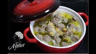 Yoğurtlu Yuvalama Çorbası Tarifi I Gaziantep tarifi