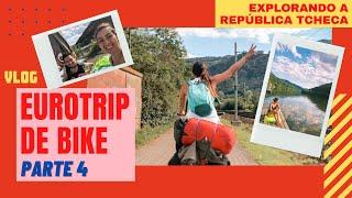 EUROTRIP DE BIKE - PARTE 4 - Explorando a República Tcheca!