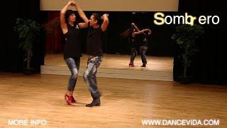 11 Salsa Cuban Steps: Sombrero
