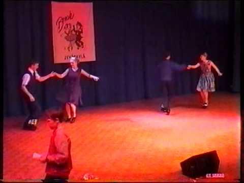 Boogie woogie yms 2002 Jyväskylä osa 1.