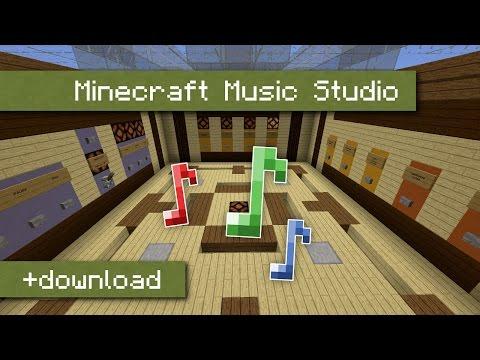 Minecraft Music Studio | random note generator [English]