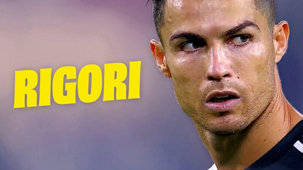 Tutti i GOAL su rigore di CR7 con la Juventus