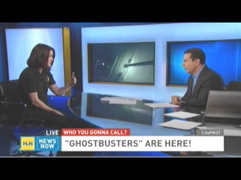Paranormal Georgia was on TV!