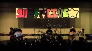 福岡大学フォークソング愛好会 2011年10月学内ライブ.