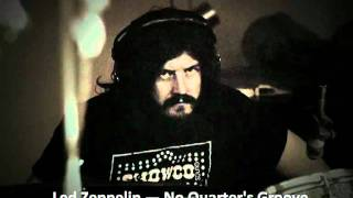 Led Zeppelin—No Quarter's Groove, 1975, live jam