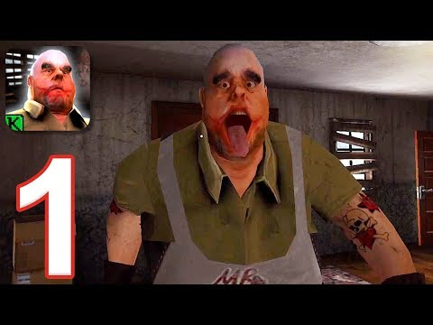 Mr. Meat: Horror Escape Room - Gameplay Walkthrough Part 1 - Easy and Normal (iOS, Android)