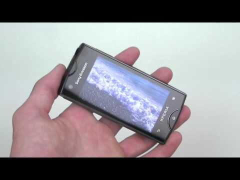 English: Sony Ericsson Xperia ray review