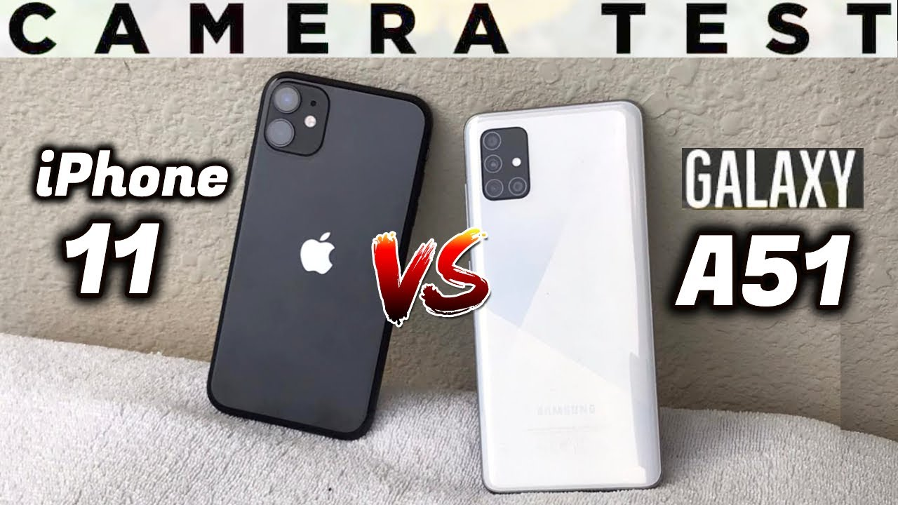 Photo of Samsung Galaxy A51 vs iPhone 11 Camera Comparison – سامسونج