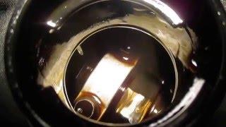 Авео на Shell helix hx8 synthetic 5w40(85 000 км)