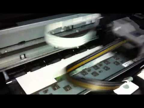 canon MP-287 printing speed