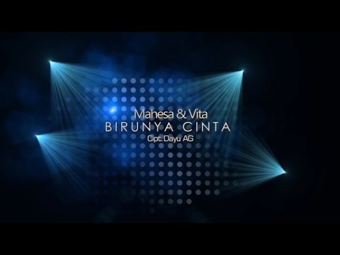 Vita Alvia Ft. Mahesa - Birunya Cinta (Official Music Video)