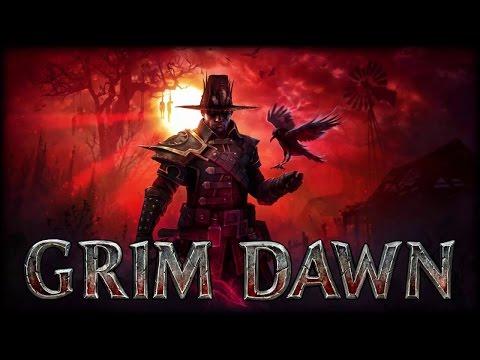 Grim Dawn 1.0.0.6 New Bloodrager Set Build (Bloody Hell)