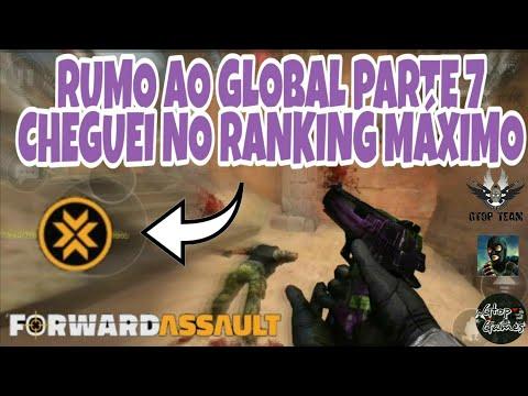 FWD, RUMO AO GLOBAL PARTE 7... CHEGUEI NO RANKING MÁXIMO?!!