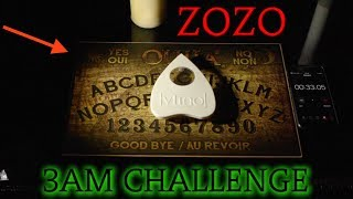 (ZOZO) PROOF THE OUIJA BOARD IS REAL! PLANCHETTE MOVES ON ITS OWN! (CAUGHT ON CAMERA)