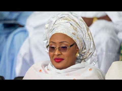 Aisha buhari Jets out of Nigeria