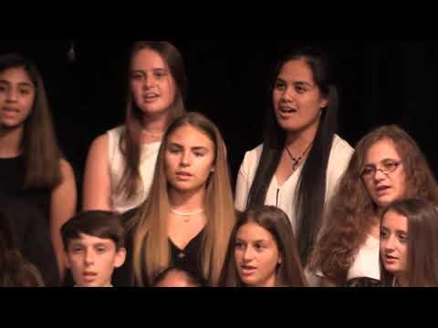 Northern Burlington Middle School 2019 Choir concert