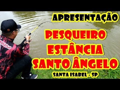 PESQUEIRO ESTÂNCIA SANTO ÂNGELO - SANTA ISABEL-SP