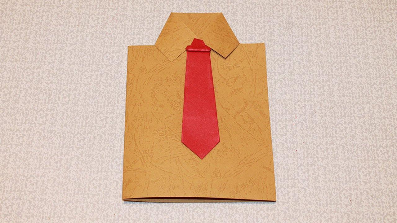Открытки своими руками из бумаги и картона мужчине