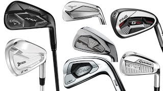 Best new irons of 2019 golf season