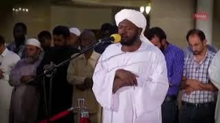 Video Membaca Al-Quran Mirip Laggam Jawa - Lantunan Indah Ulama Sudan, Syeikh Nurin Muhammad Shidiq download MP3, 3GP, MP4, WEBM, AVI, FLV Juli 2018
