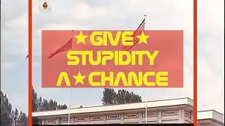 Pet Shop Boys - Give stupidity a chance