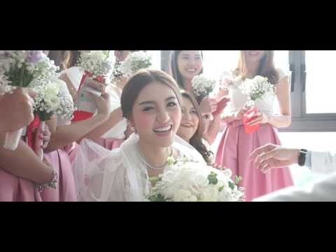 BEST SINGAPORE WEDDING VIDEO SWEET COUPLE FAII & JAMES WEDDING 080816 SINGAPORE-THAILAND +65 + 66