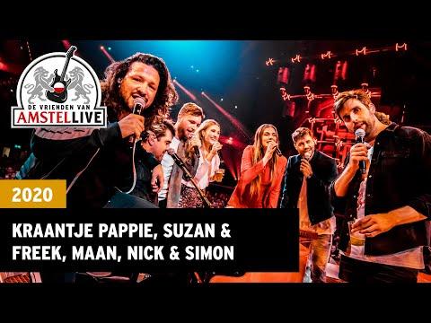 Acda & de Munnik, Snelle, Kraantje Pappie, Maan, Suzan & Freek | 2020 | Vrienden van Amstel LIVE