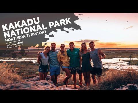 KAKADU NATIONAL PARK! CAMP OVEN COOKING & EPIC SWIMMING HOLES - MATT'S EXPLORE LIFE VLOGS -NT P9