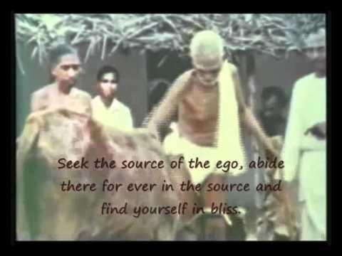 be as you are sri ramana maharshi pdf