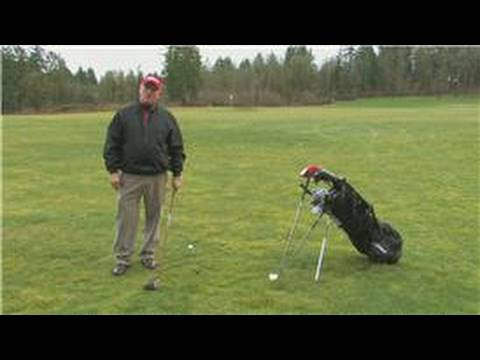 Golf Swing Tips : How to Hit Golf Ball With a Draw