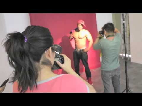 Berne Modeling/Photo Shoot DB Shenker and Team Nikon